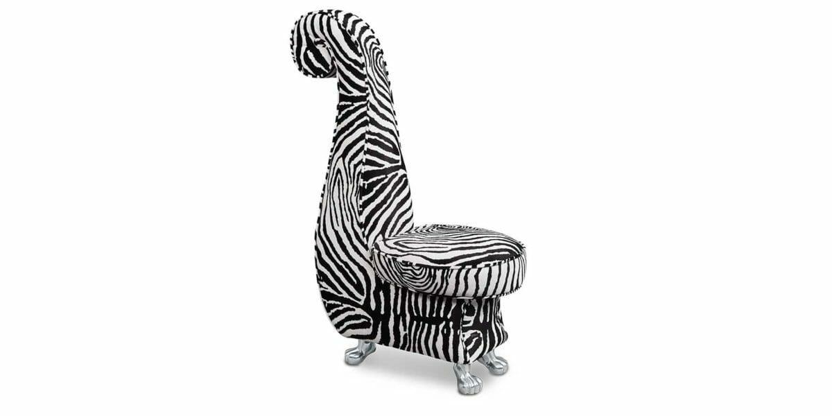 Bretz Stuhl Rocky A165 in Zebra 2018