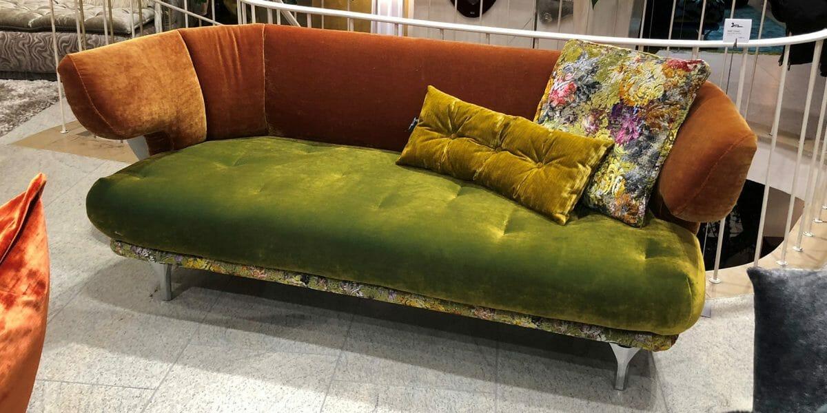 Bretz croissant e 113 ausstellungsst cke r e d u z i e r t for Ausstellungsstucke sofa