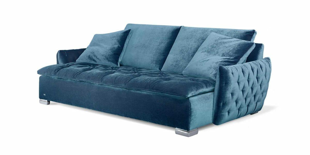 Bretz Filousof Sofa in Swimmingpool