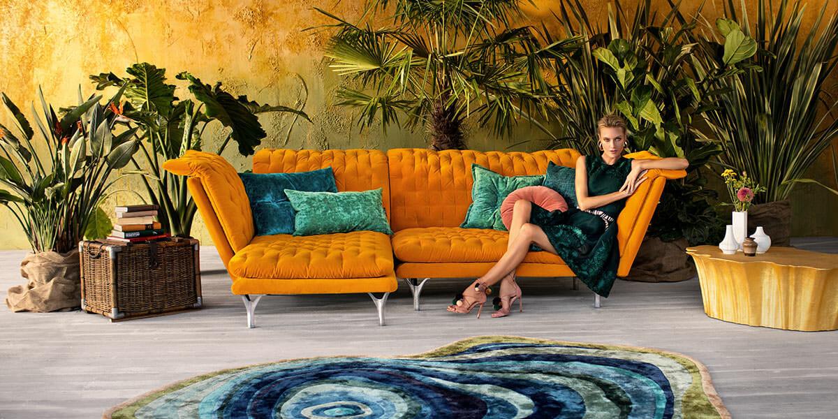 bretz pliee sofa top angebot an bretz pli e designsofas. Black Bedroom Furniture Sets. Home Design Ideas