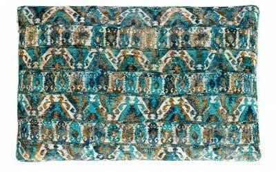 Bretz Kissen D 112B in blue inka
