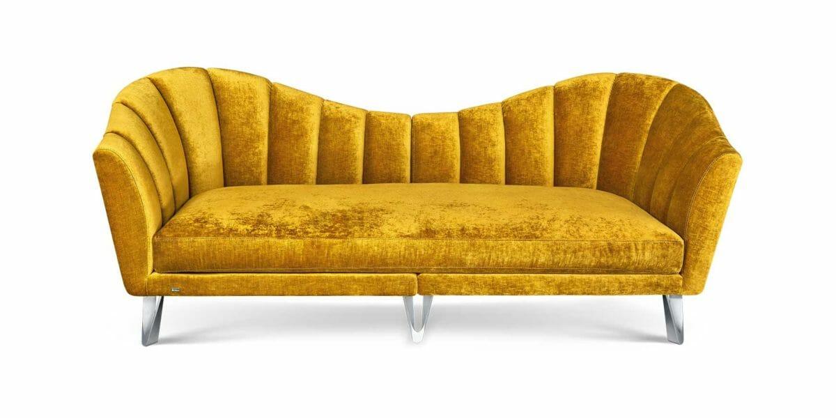 Bretz La Collina 3er Sofa
