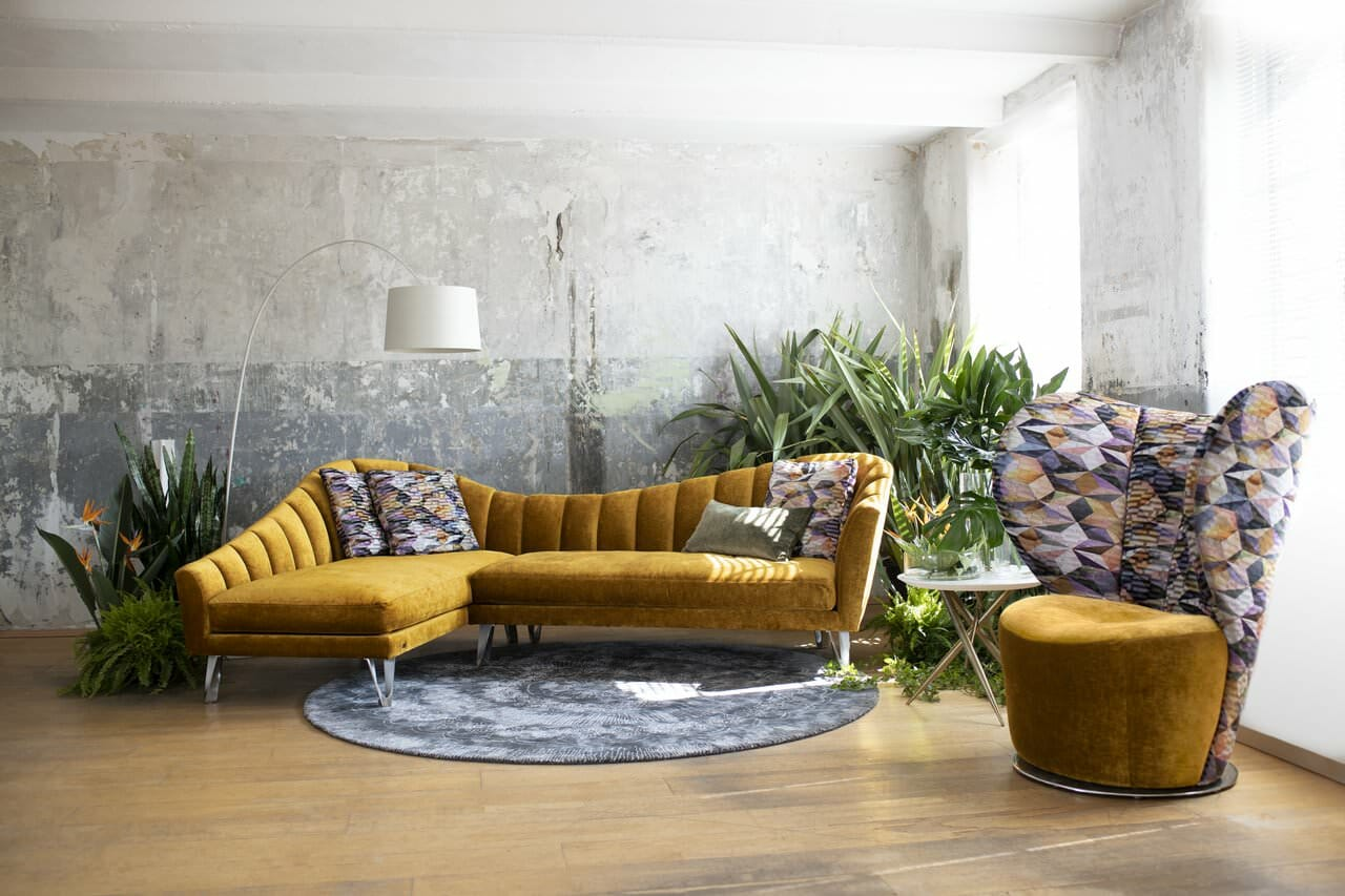 Bretz La Collina Sofa