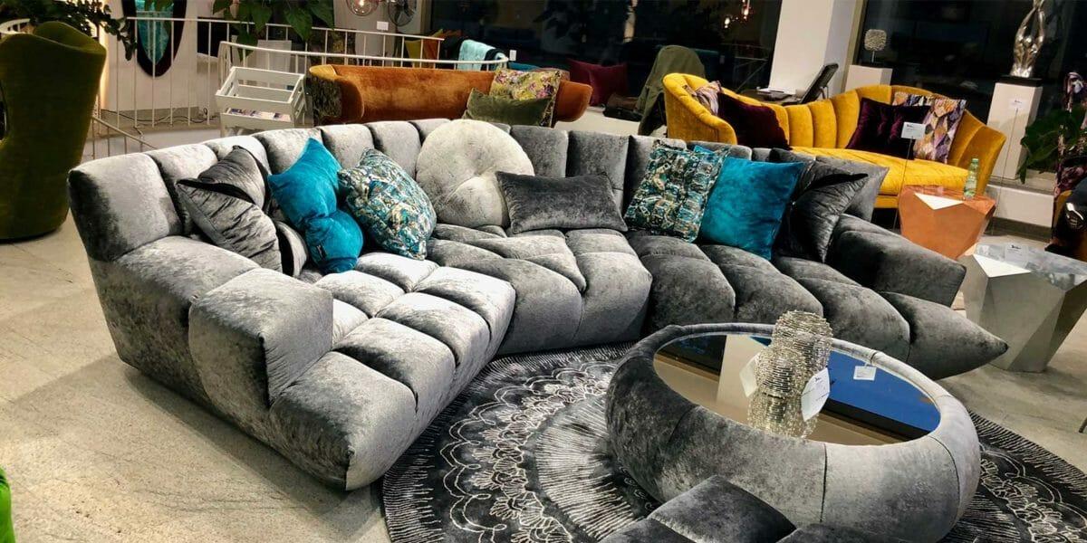 Cloud7 Sofa von Bretz günstig als Ausstellungsstück