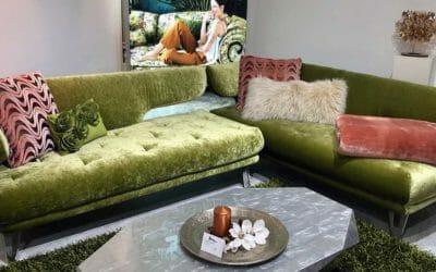 Croissant Sofa von Bretz günstig als Ausstellungsstück