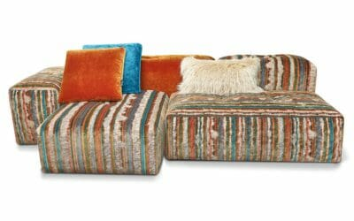 Bretz Drop City Sofa