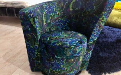 Eve Island Sessel von Bretz günstig als Ausstellungsstück