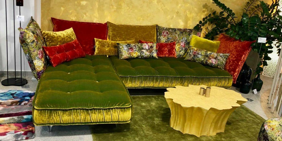 Ohlinda Sofa von Bretz günstig als Ausstellungsstück