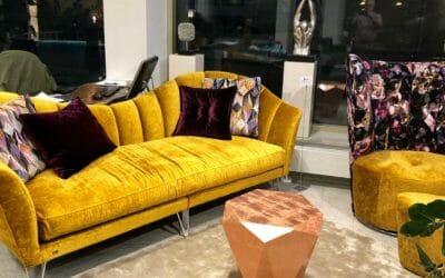 La Collina Sofa von Bretz günstig als Ausstellungsstück