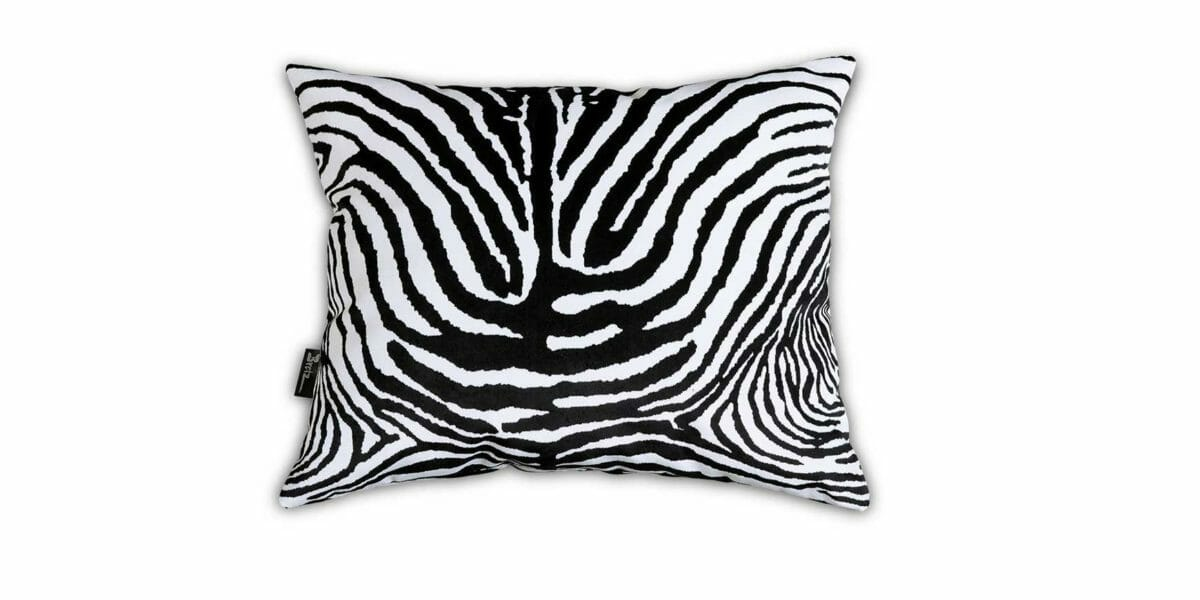 Bretz Kissen D160V in Zebra