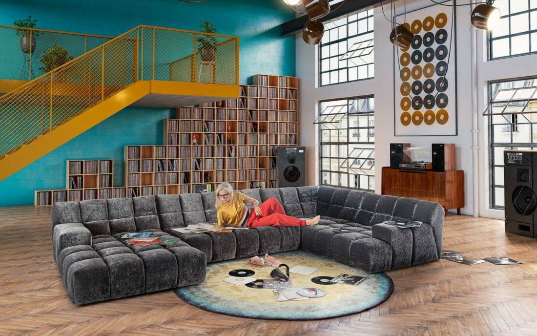 Bretz Ocean Sofa 2020