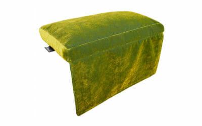 Bretz Kopfstützkissen D 110K in midsummer oliv