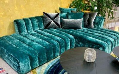 Bretz Sofa Moonraft H108re als Ausstellungsstück