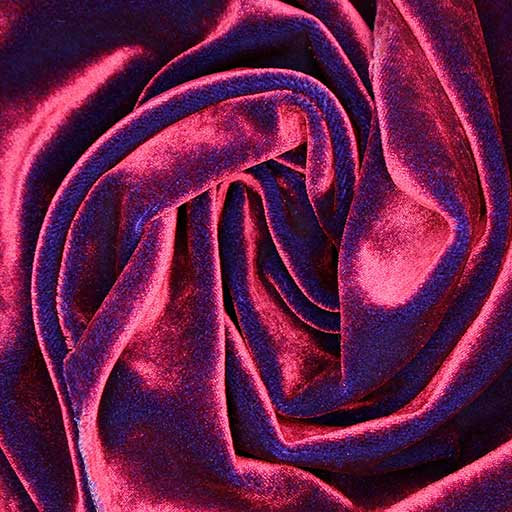 Bretz Stoff 668417 (deep purple)