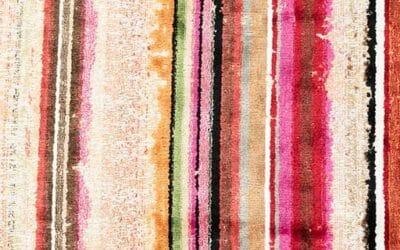 Bretz Stoff 668865 (BREIT/orange-grün-pink)