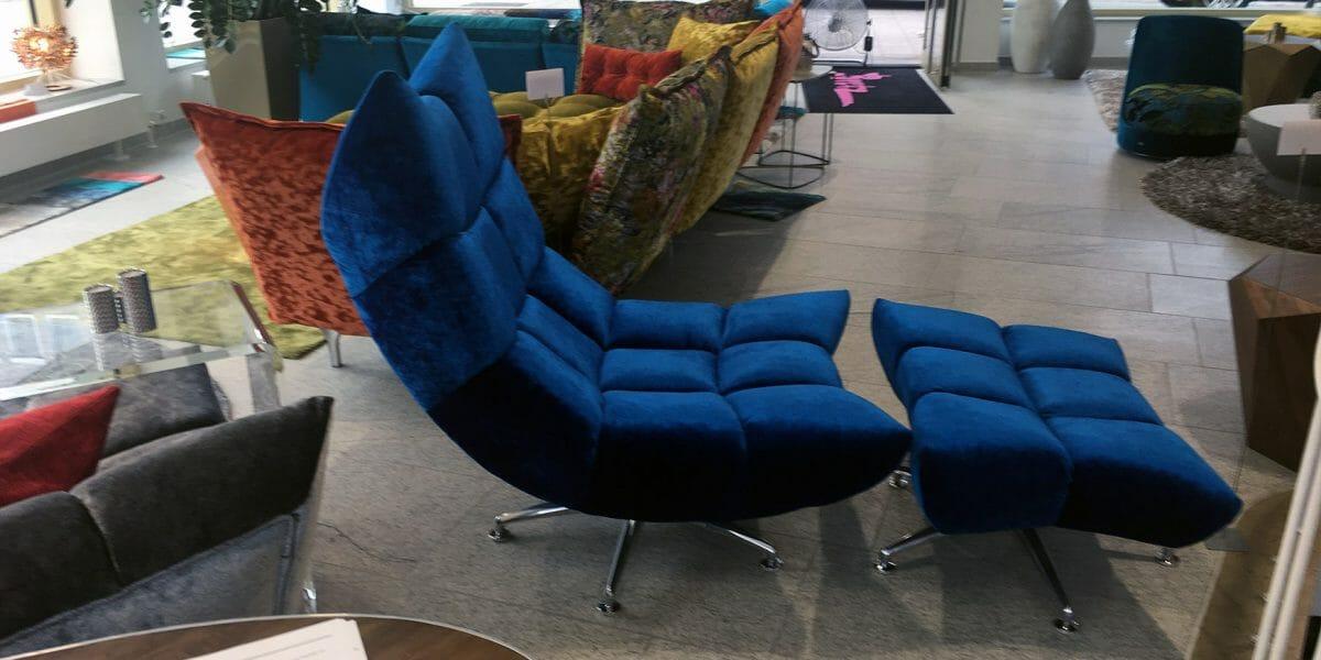 bretz hangout sessel b122 ausstellungsst ck g nstig kaufen. Black Bedroom Furniture Sets. Home Design Ideas