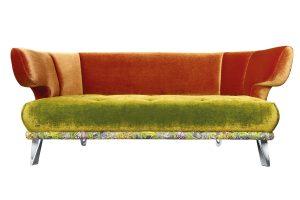 Croissant Sofa E113