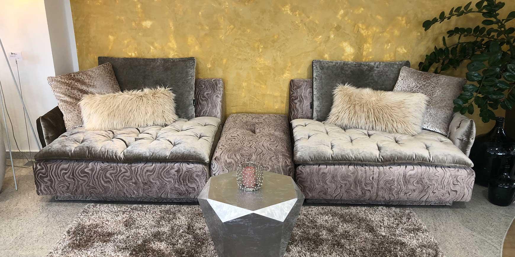 Bretz filousof sofa uli ce ure 112 ausstellungsst cke for Ausstellungsstucke sofa
