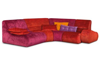 Bretz Myami Eckgruppe U-S-S-T-L in Berry Mix