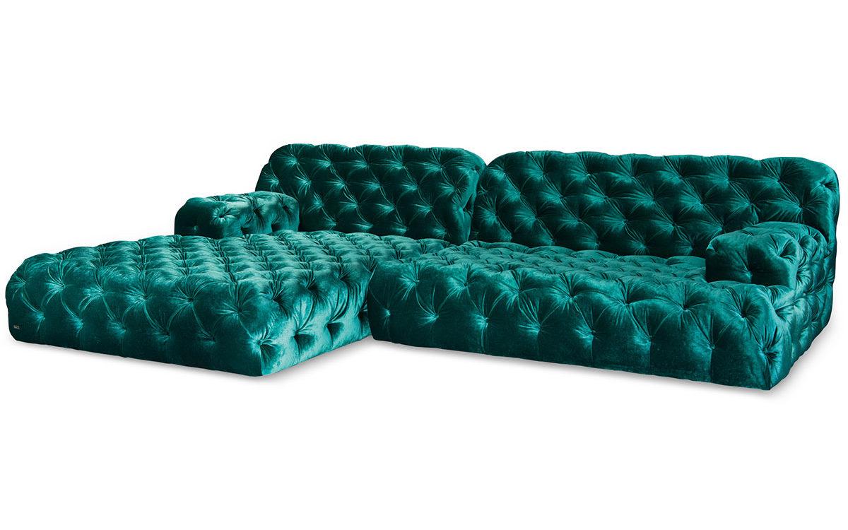Bretz sofa marilyn preis refil sofa for Riesen couch