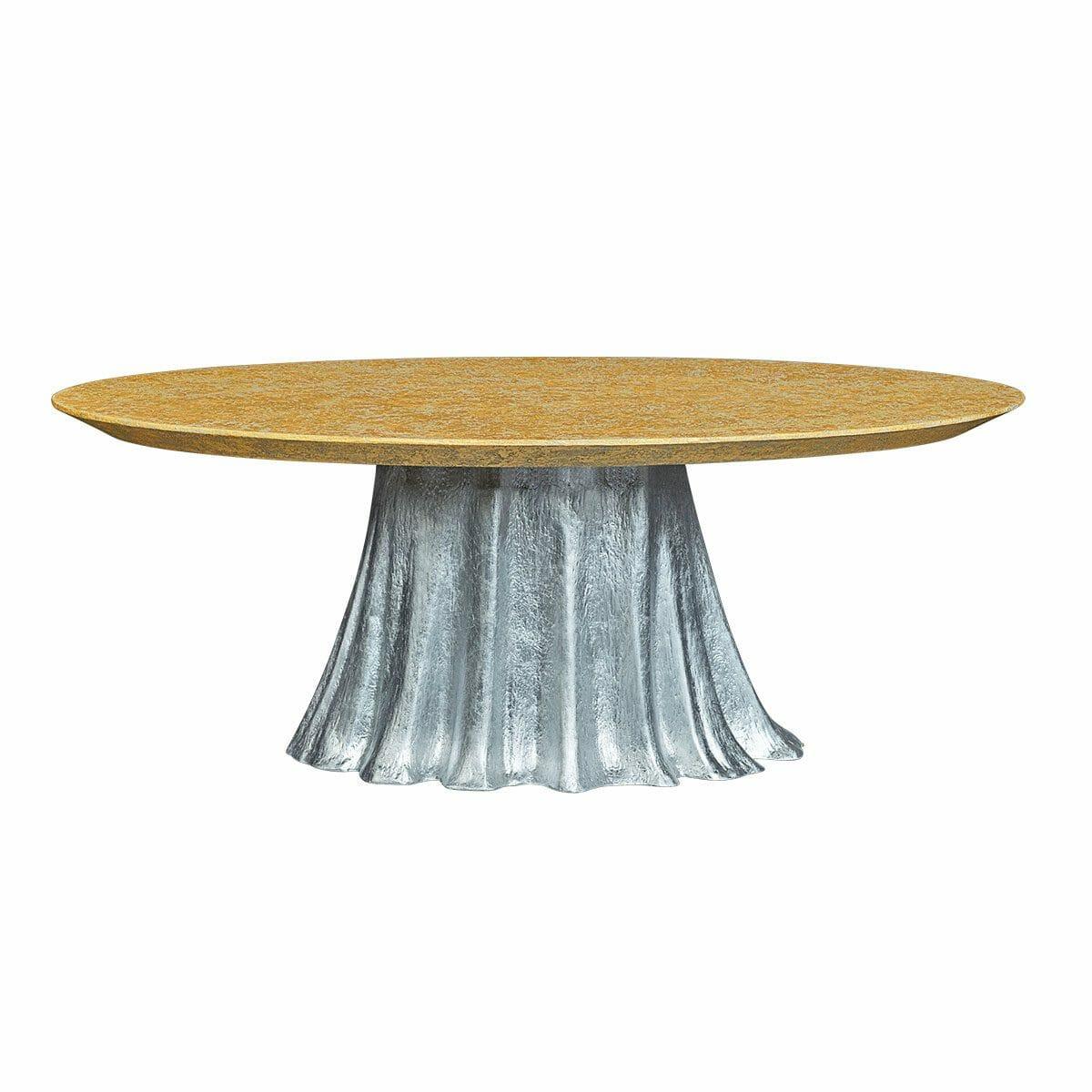 Bretz Tisch MAUNA LOA N137 silber / gold