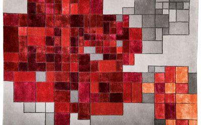 Bretz Teppich RED LIGHTS | Preis pro Quadratmeter 335,-