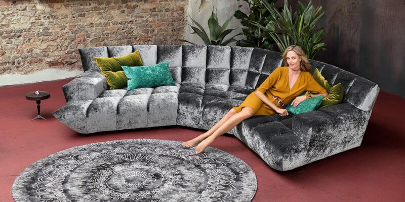 Bretz Cloud7 Sofa