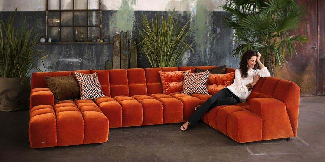 bretz sofa ocean7 ausstellungsst ck gebraucht oder reduziert kaufen. Black Bedroom Furniture Sets. Home Design Ideas