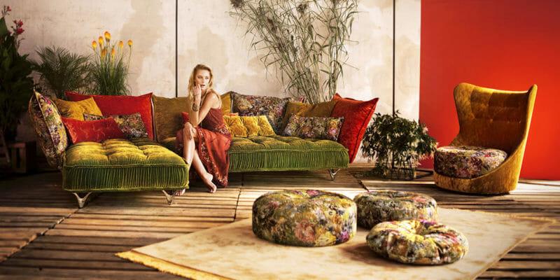 Bretz Ohlinda Sofa Designmöbel Nürnberg