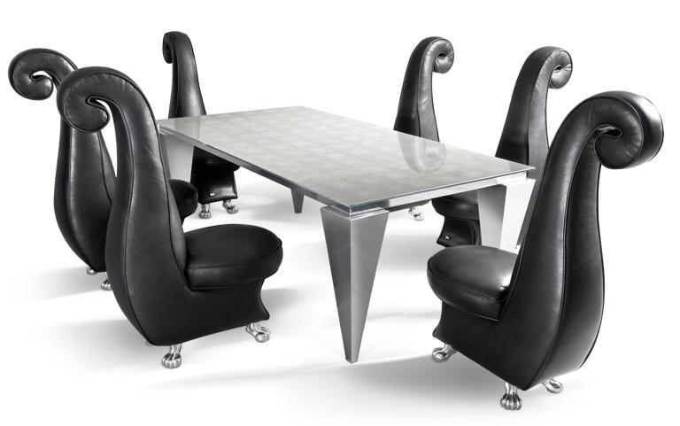 Tisch Marilyn von Bretz
